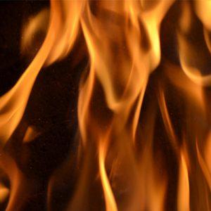 Flammen, Foto: EP